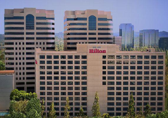 Hotel Hilton Woodland Hills Los Angeles